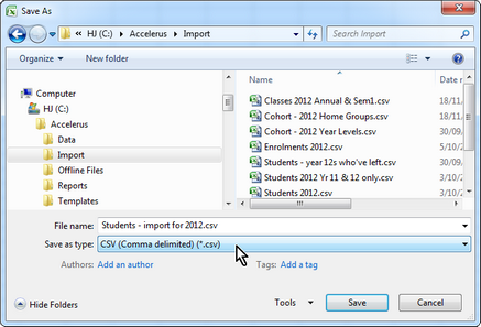 save text file to excel